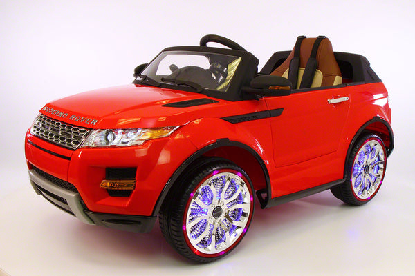 Range Rover Style 12V Kids Ride On Car MP3 Battery Powered LED Wheels RC  Remote