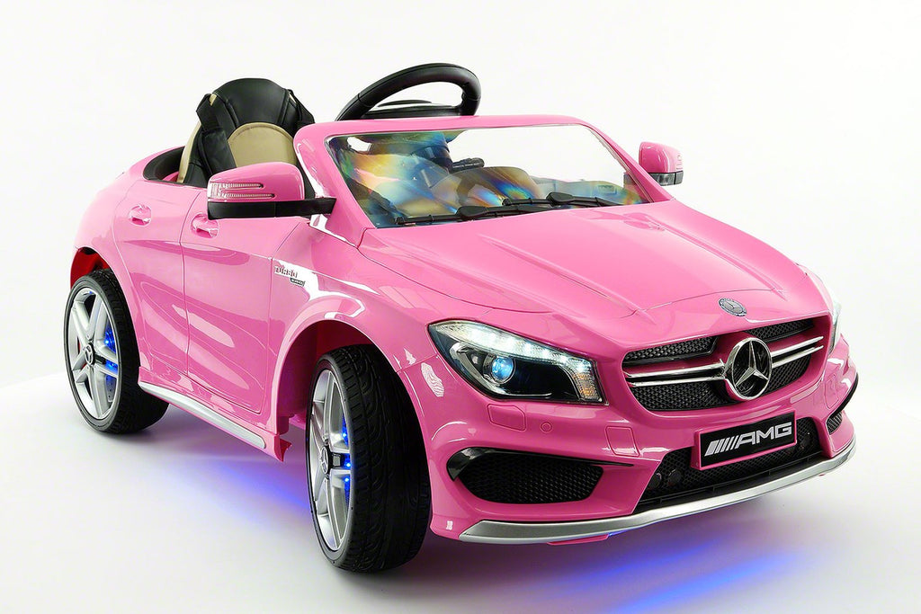 2017 Mercedes CLA45 Kids 12V Electric Ride-On Car Toy MP3 ...