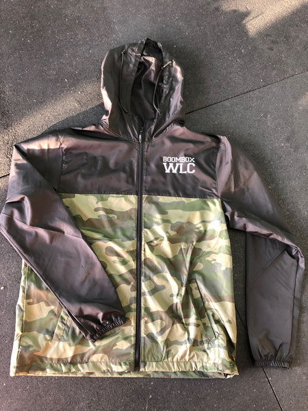 """Can't see me"" Boombox WLC windbreaker"