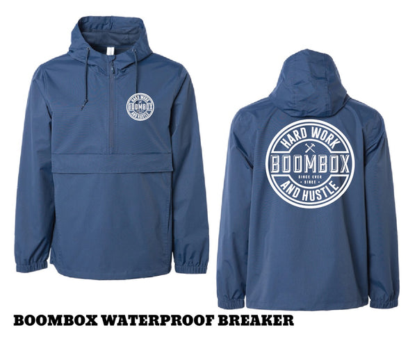 Boombox Level Up Windbreaker