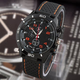 2016 New Casual Quartz Men Military Watch