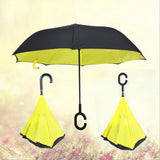 Creative Double Layer Inverted Umbrella