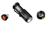 Zoomable Waterproof Tactical Light - FREE Offer