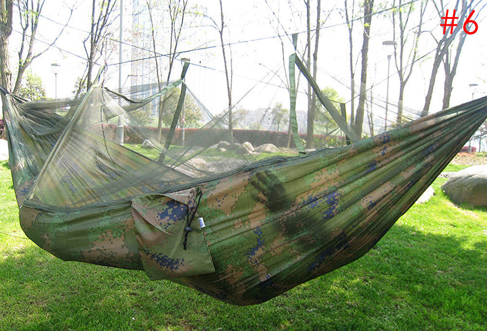 Mosquito Net Hammock - 25% Discount Offer