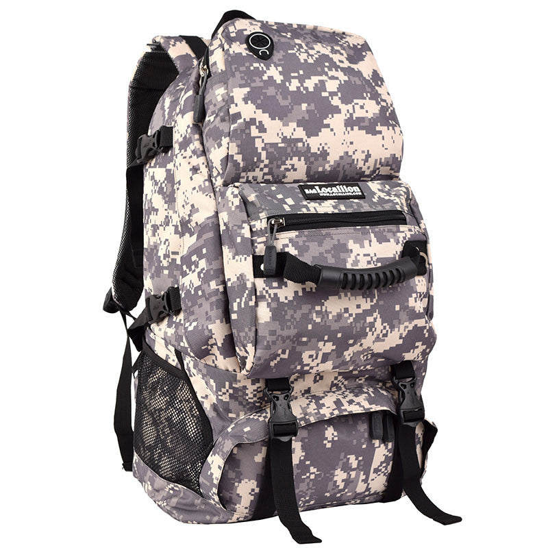 Large Capacity Outdoor Military Tactical Backpack