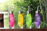 Water Bottles with Juicer Inside