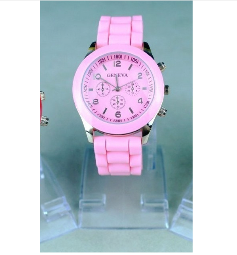 Geneva Unisex Quartz Watch- FREE OFFER