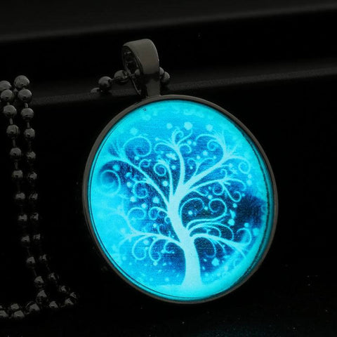 Glow in The Dark Steampunk Jewelry