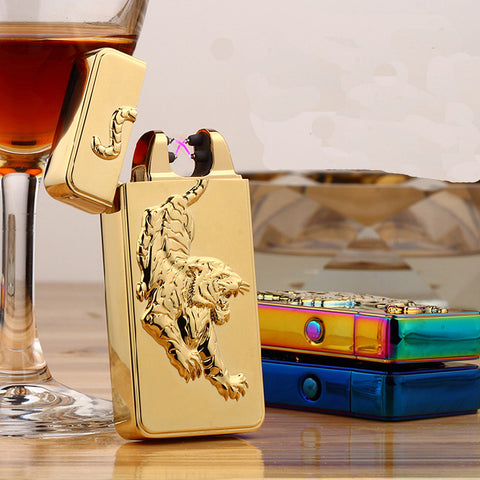 Electric Double Pulse Lighter