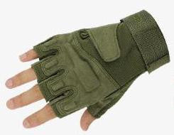 High Quality Black Hawk Military Tactical Gloves
