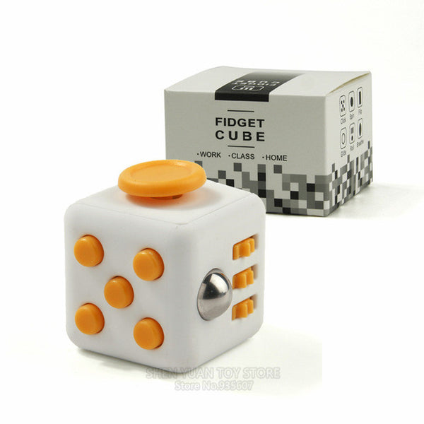 3.3cm Fidget Cube With Box