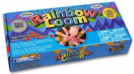 Rainbow Loom - Loom Board