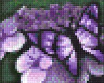 1 Baseplate kit - Purple Butterfly