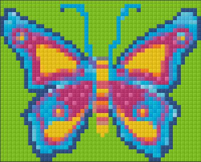 1 Baseplate kit - Butterfly