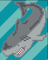 1 Baseplate kit - Shark