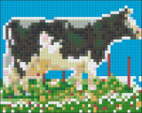 1 Baseplate kit - Cow