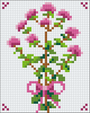 1 Baseplate kit - Flower Collection 1