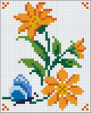 1 Baseplate kit - Flower Collection 6