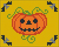 1 Baseplate kit - Pumpkin