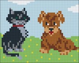 1 Baseplate kit - Dog and Cat