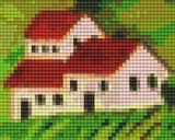 1 Baseplate kit - Tuscan Cottage