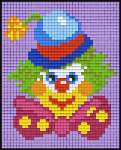 1 Baseplate kit - Clown