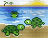 1 Baseplate kit - Turtles