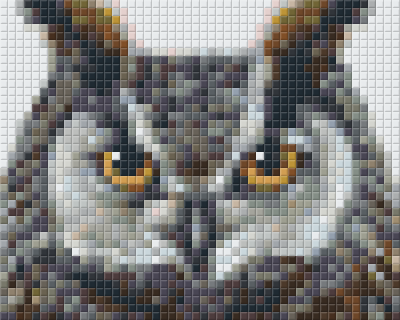 1 Baseplate kit - Owl
