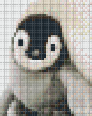 1 Baseplate kit - Penguin Chick
