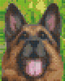 1 Baseplate kit - German Shepherd