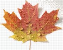 4 Baseplate kit - Autumn Leaf