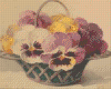 4 Baseplate kit - Basket of Violets