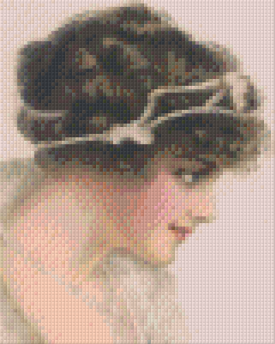 4 Baseplate kit - Woman with Diadem