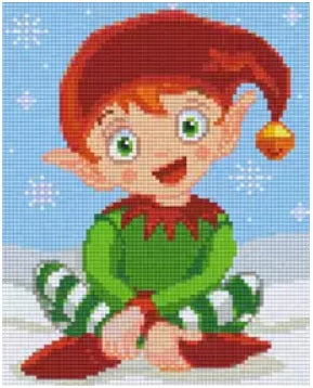 4 Baseplate kit - Christmas Elf