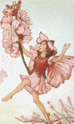 12 Baseplate kit - Pink Fairy