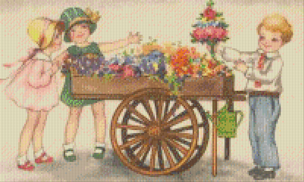 12 Baseplate kit - Flower Sale