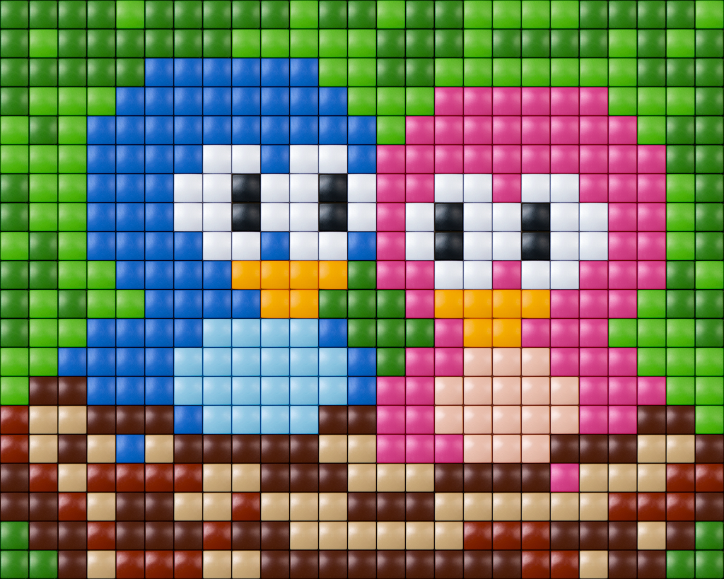 1 XL Baseplate - Birds