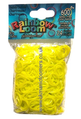 Chartreuse (Opaque) - UK Manic Loomer