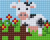 1 XL Baseplate - Cow