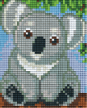 1 Baseplate kit - Cute Koala