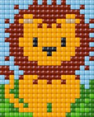 1 XL Baseplate - Lion