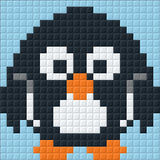 Mini Magnet - Penguin