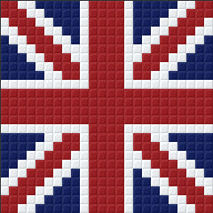 Mini Magnet - Union Flag