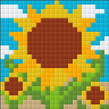 Mini Magnet - Sunflower