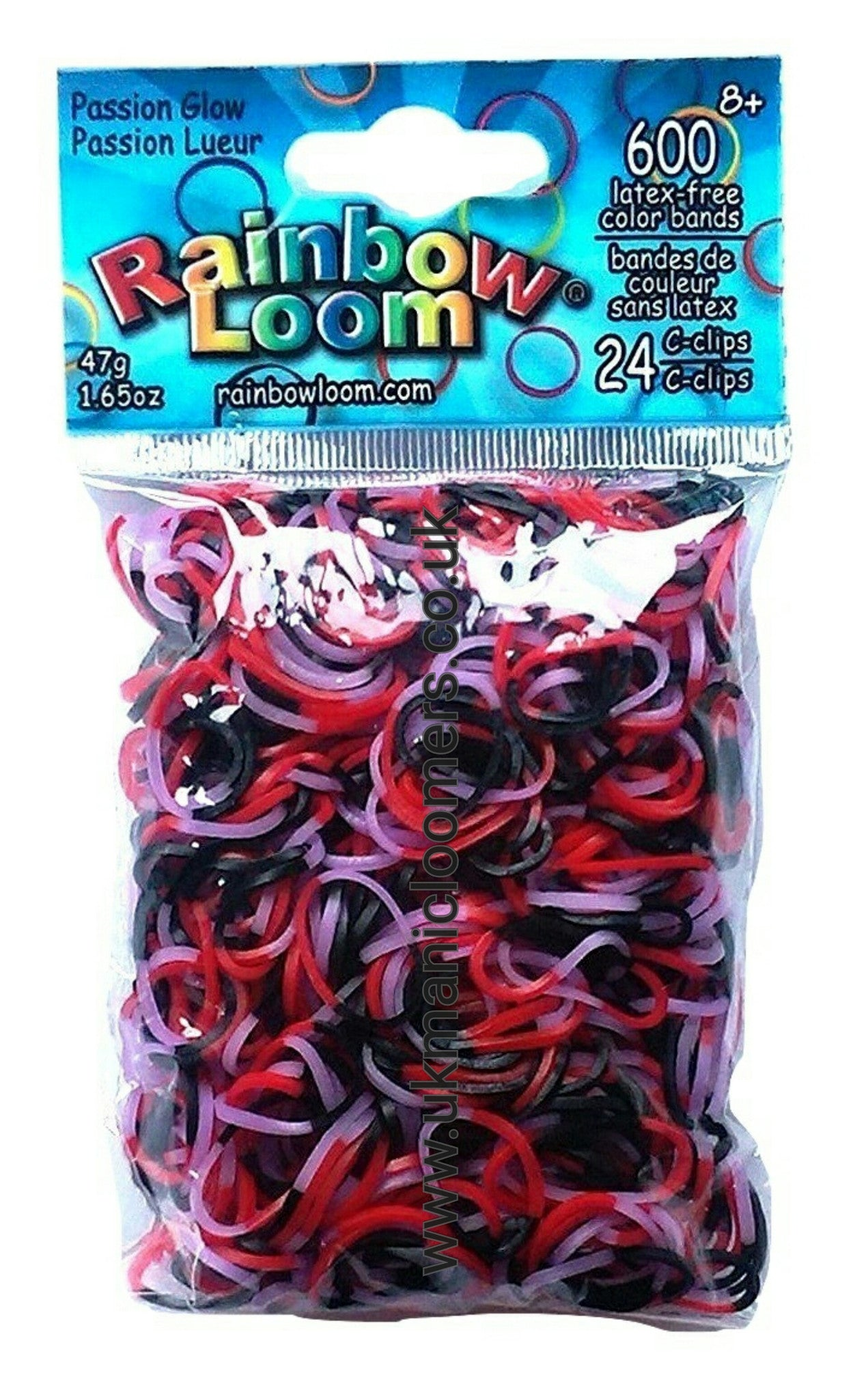 Passion (Glow) - UK Manic Loomer