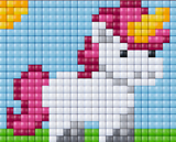 1 XL Baseplate - Unicorn