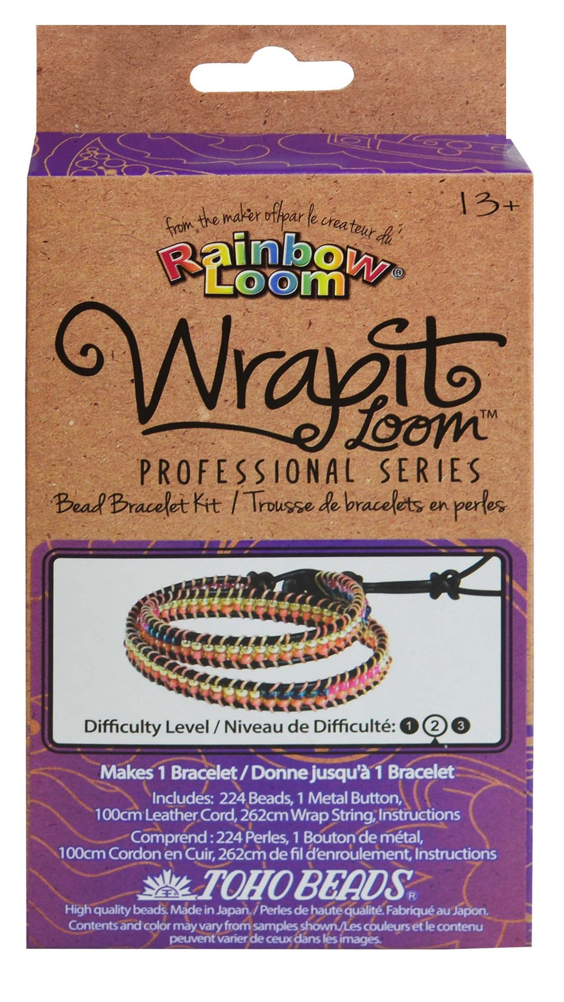 Wrap it Pro Kit - P1 - UK Manic Loomer