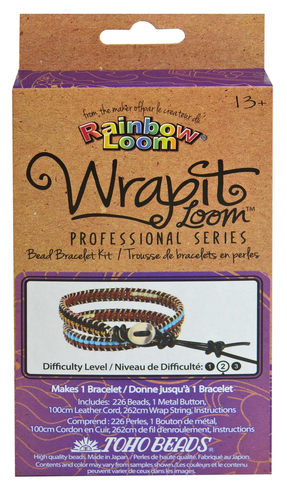 Wrap it Pro Kit - P4 - UK Manic Loomer