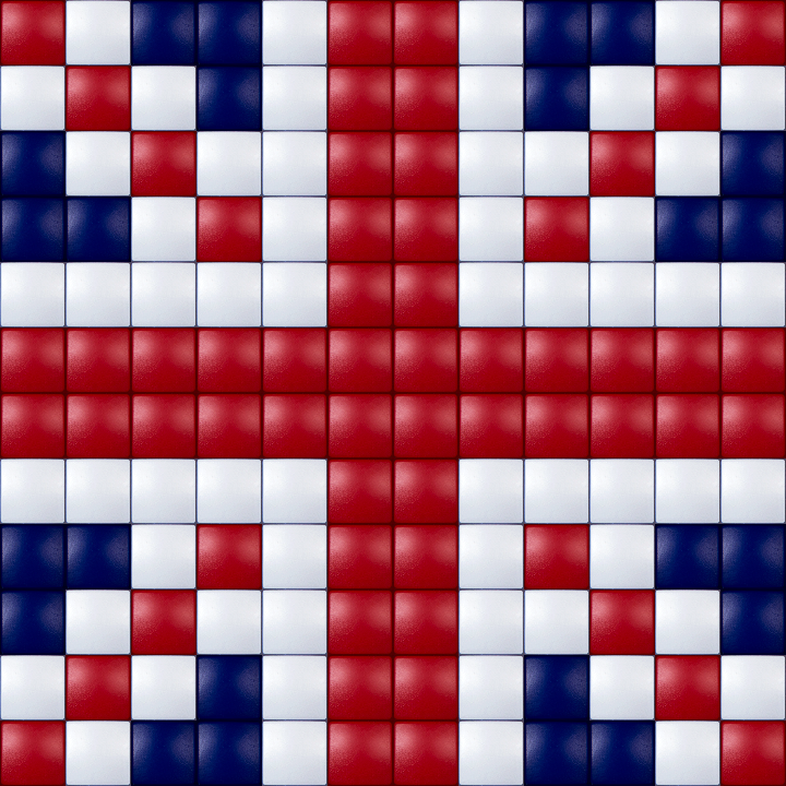 Micro Magnet XL - Union Flag