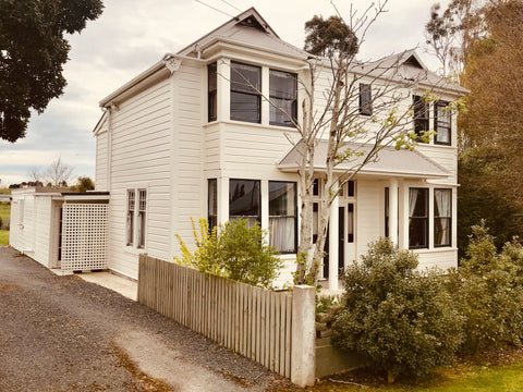 Freshly painted family home in Stirling, South Otago